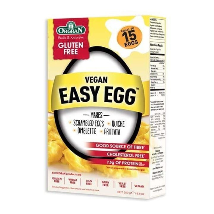 Vegan egg replacement