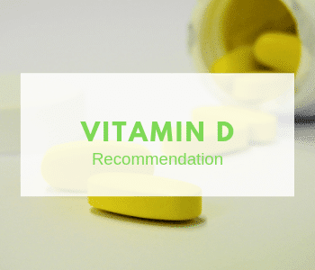 vitamin d recommendation