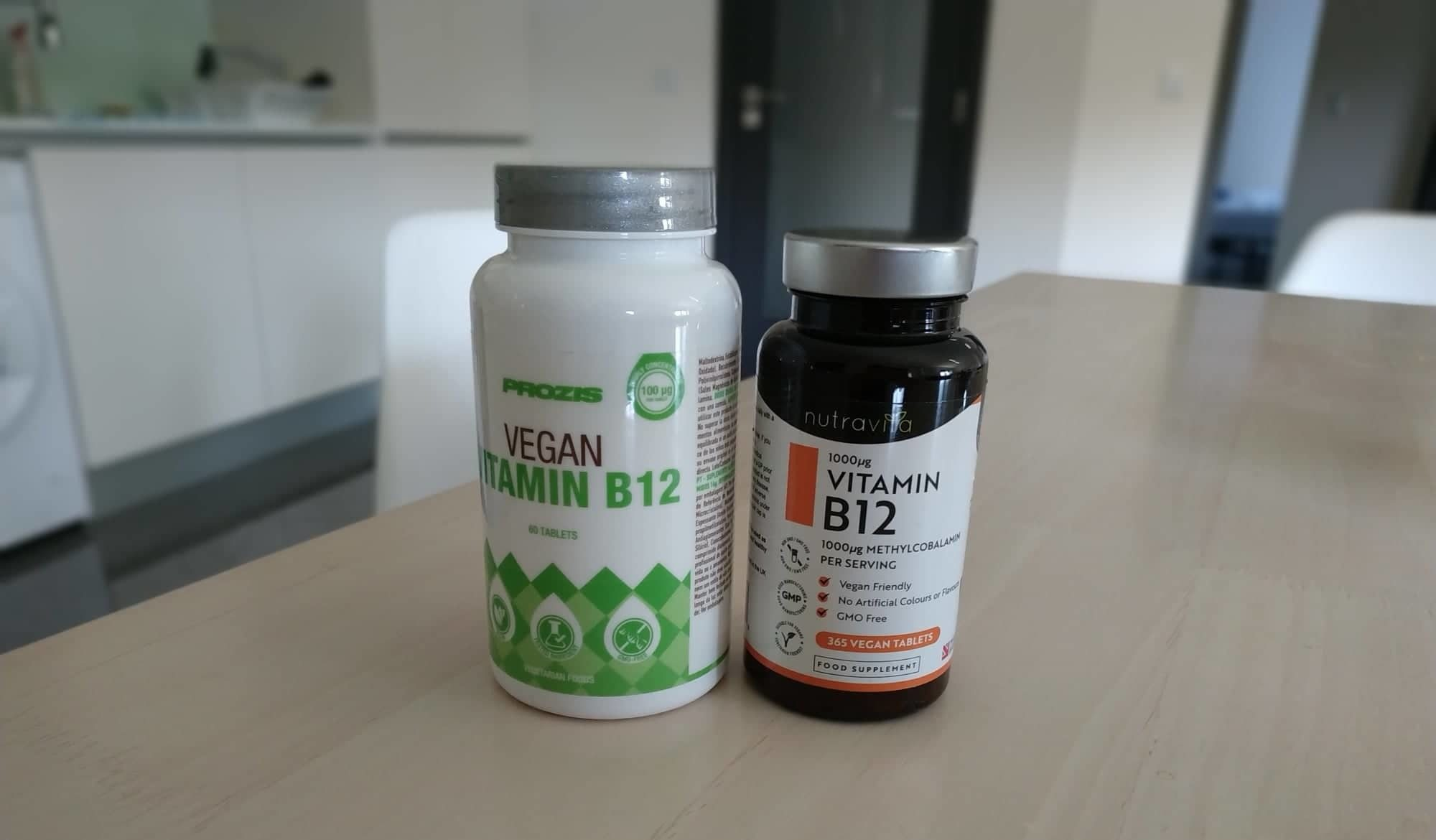 Vitamin b12: before and after