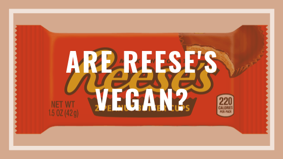 are reese's vegan?