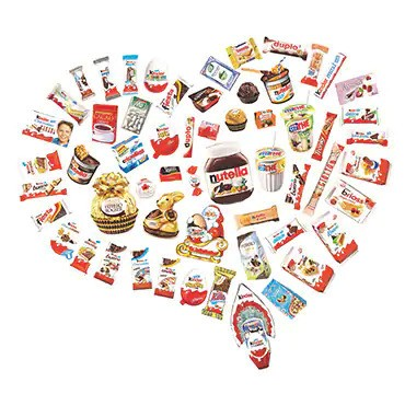 FERRERO GROUP PRODUCTS