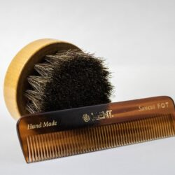 vegan beard brushes