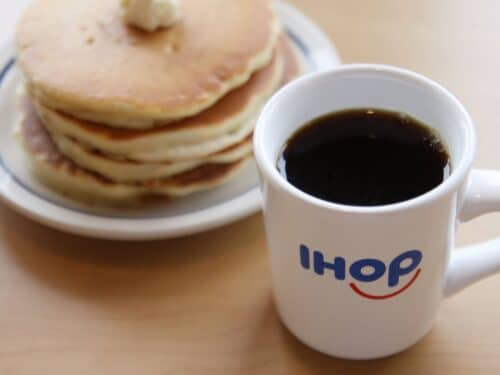 ihop coffee