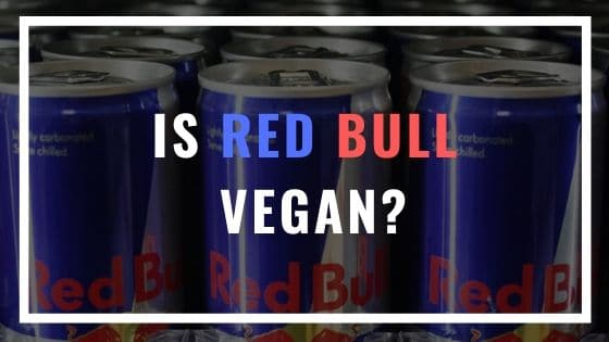 Red Bull Vegan