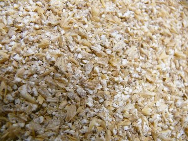 milling the grains