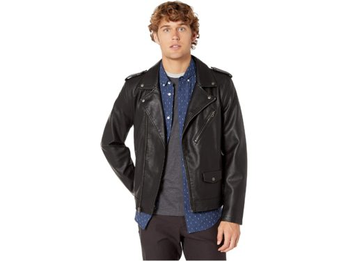 Levi's Faux Leather Motorcycle Jacket