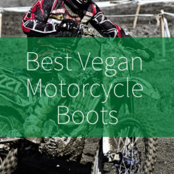 best vegan motorcycle boots
