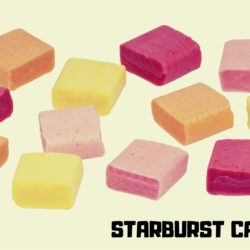 is starburst vegan