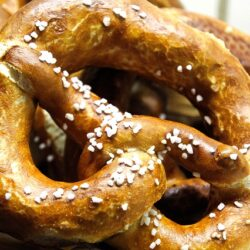 are pretzels vegan?