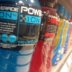 is powerade vegan