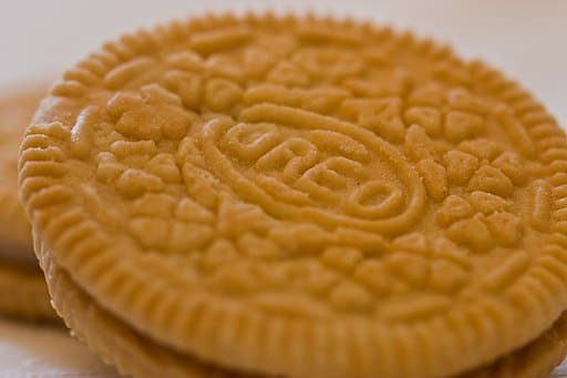 are golden oreos vegan