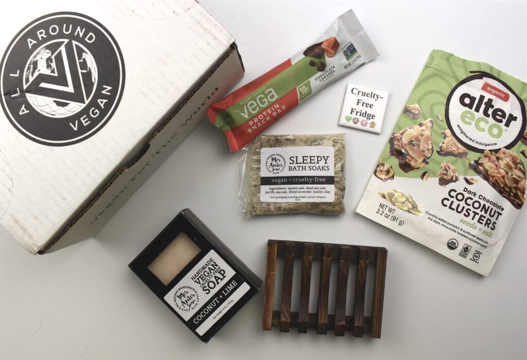 The 20 Best Vegan Subscription Boxes of 2021