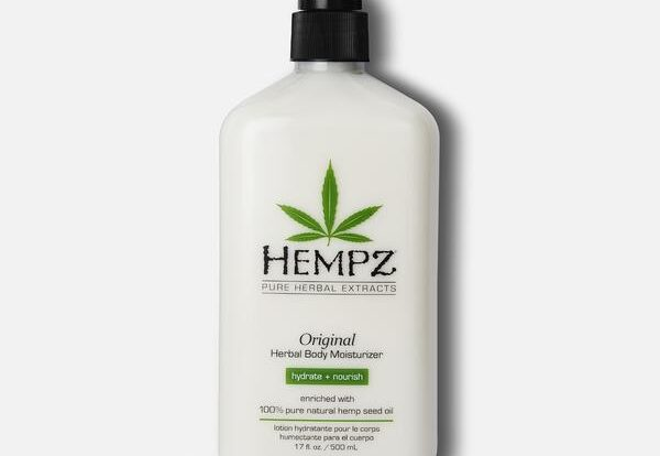 is hempz vegan?