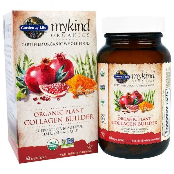 mykind organics vegan collagen