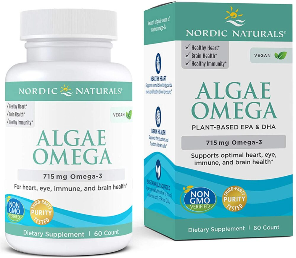 nordic natural vegan omega 3