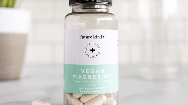 vegan magnesium supplement by future kind