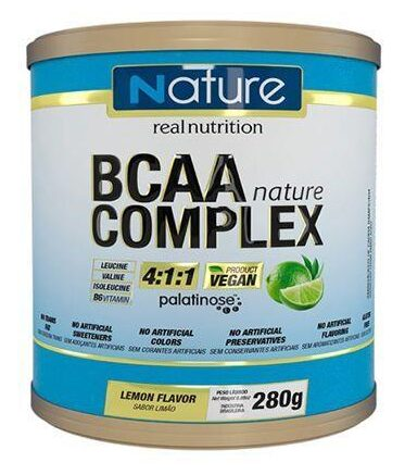 Nature Real Nutrition BCAA