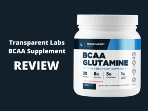 Transparent Labs BCAA Review: Is It Effective?