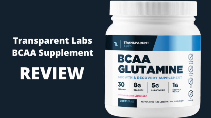 transparent labs bcaa review