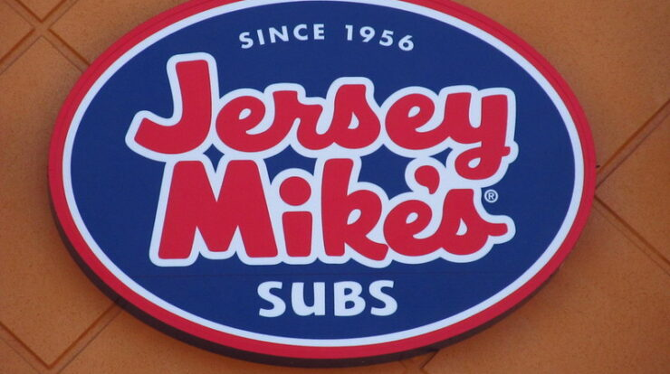 jersey mike's vegan options