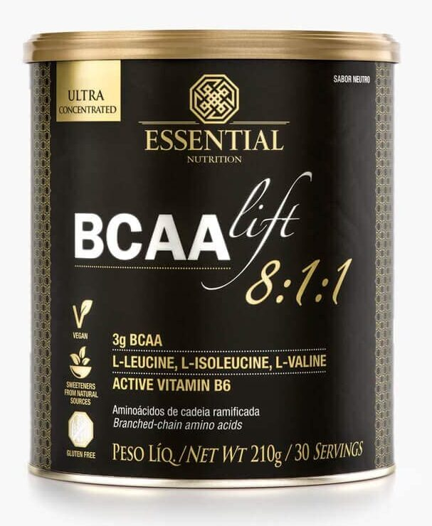 Essential Nutrition BCAA