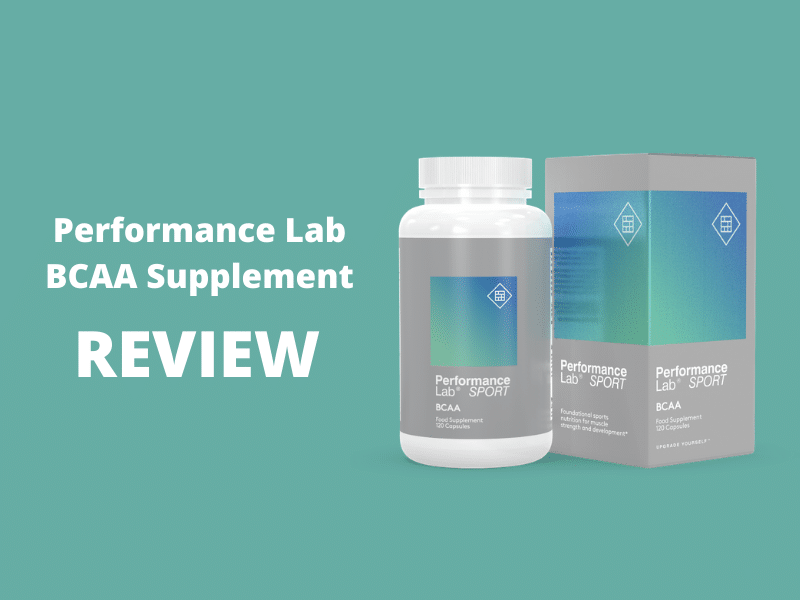 Performance Lab Sport BCAA Review: Is It Effective?
