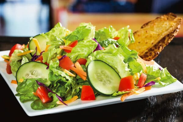 red robin house salad