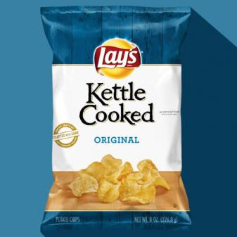 original kettle cooked lays