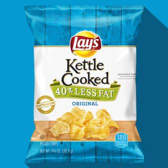 lays kettle cooked reduced fat