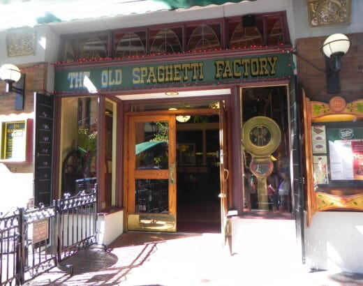 4 Vegan Options You Must Order at Old Spaghetti Factory