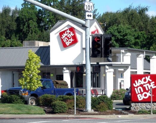Every Vegan Option at Jack in The Box (2021 Update)