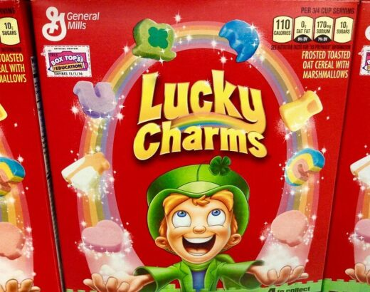 Are Lucky Charms Vegan?