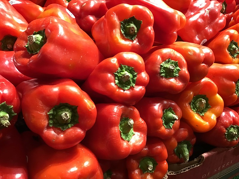 what are bell peppers