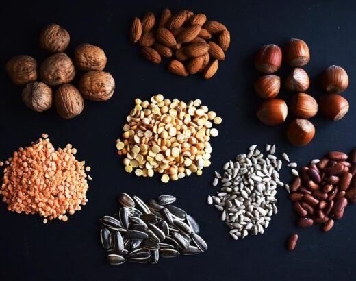Grains VS Beans – What is the Difference?