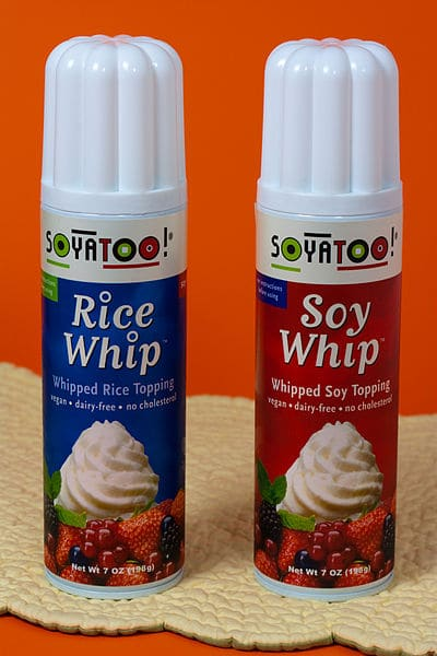 soyatoo whipped cream