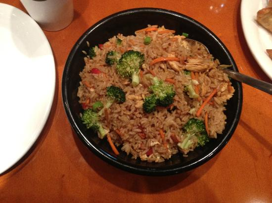 rice at pei wei