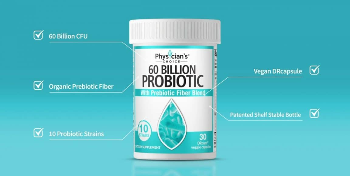 Physician's Choice Probiotic Review – Is It TRULY Worth It?